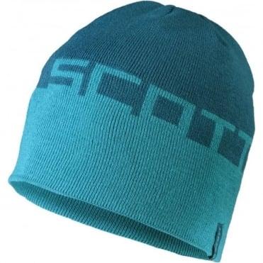 Scott Beanie Team 40 Sea Blue/Blue Coral