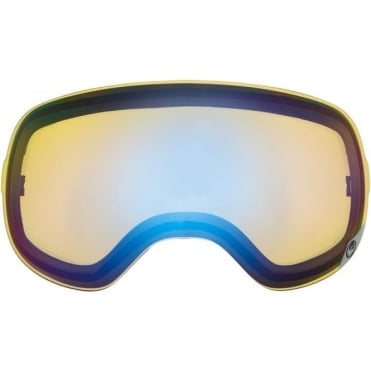 Apx Replacement Goggle Lens - Yellow Blue Ion