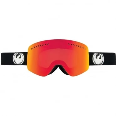 Nfxs Goggles - Inverse / Red Ion + Yellow Blue Ion Bonus Lens