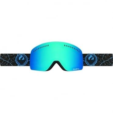 Nfxs Goggles - Petal Blue / Blue Steel + Yellow Bonus Lens