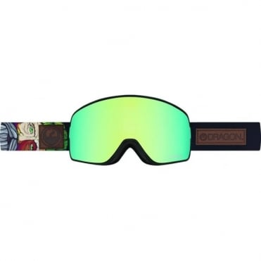 Nfx2 Goggles - Chris Benchetler Signature / Smoke Gold Ion + Yellow Red Ion Bonus Lens
