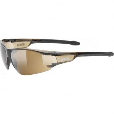 Uvex Sportstyle 218 Sunglasses Brown