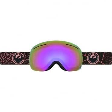 X1s Goggles - Petal Pink / Pink Ion + Blue Steel Bonus Lens