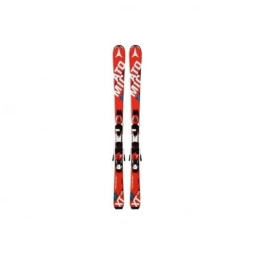 Atomic Redster Junior lll Slalom Race Skis + XTE 7 130cm 2017