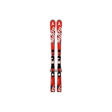 Atomic Junior Redster Edge Slalom Race Skis 115cm + XTE7 2017