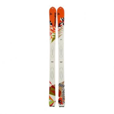 Fischer Skis Transalp 88 177cm + Ambition 10 Binding (2015)