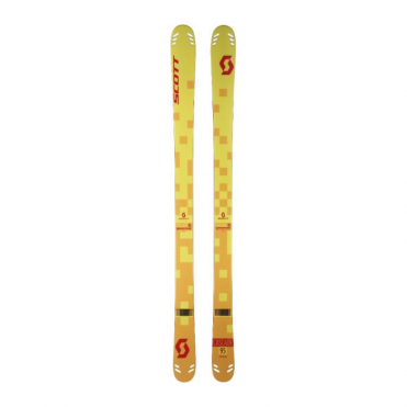 Scott Skis Cascade 95 165cm (2017)
