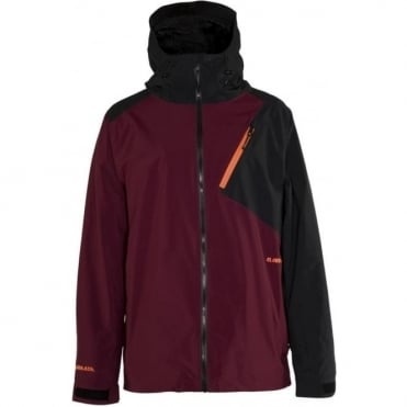Chapter Gore-tex Tech Jacket - Burgundy