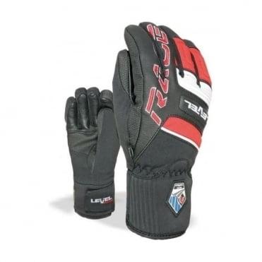 Junior Race Gloves - Red