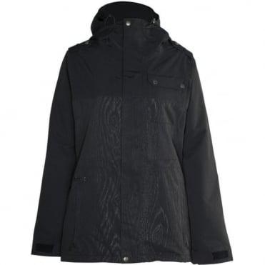 Wmns Abbey Jacket - Black