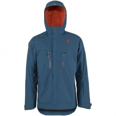 Mens Ultimate Gtx Jacket - Eclipse Blue
