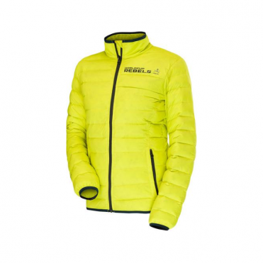 Race Team Insulated Jacket - Yellow