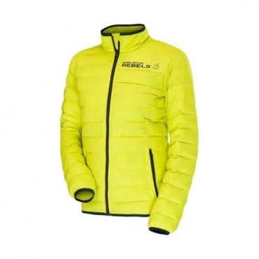 Junior Insulated Race Team Jacket - Yellow