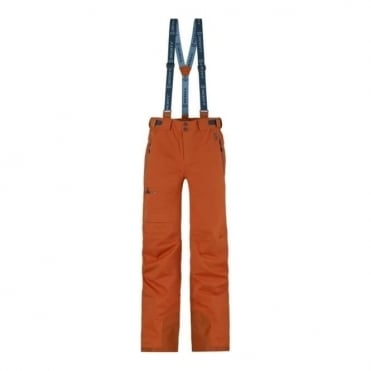 Mens Explorair 3l Pant - Burnt Orange