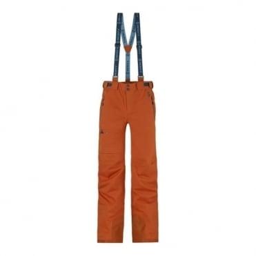 Mens Explorair 3l Pant - Burnt Orange