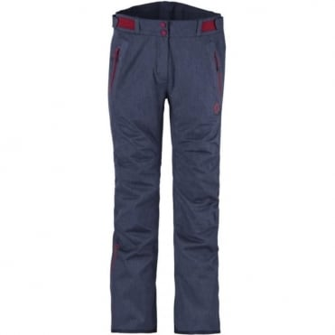 Wmns Ultimate Dryo Pant - Blue Nights Heather