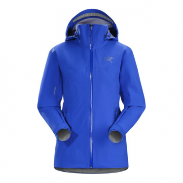 Womens Astryl Jacket - Somerset Blue