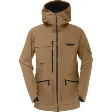 Mens Tamok Gore-tex Jacket - Brown Sugar
