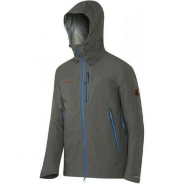 Mens Masao Jacket - Titanium Grey