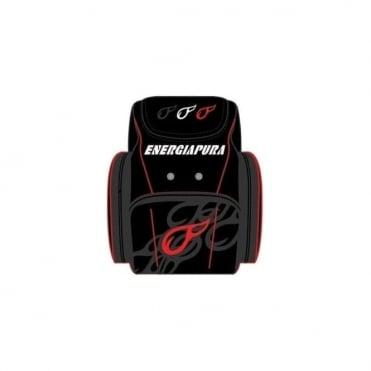Junior Racer Backpack Small - Black