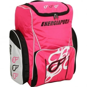 Junior Race Bootbag Backpack - Pink
