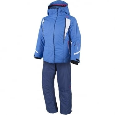 Junior Girls Jacket Blue