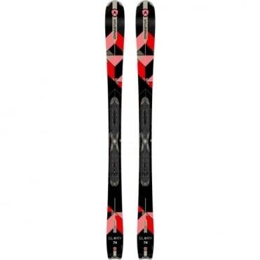 Dynastar Skis Glory 74 + Xpress W10 Binding 156cm (2017)