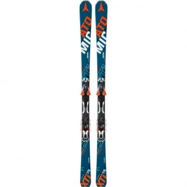 Atomic Skis Redster XTI + XT12 Binding 164cm (2017)