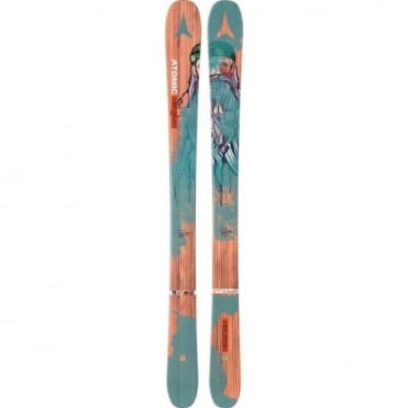 Atomic Skis Backland BC Mini + Z10 Binding 153cm (2017)