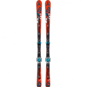 Atomic Skis Redster DD 3.0 XT + X16 Binding 182cm (2017)