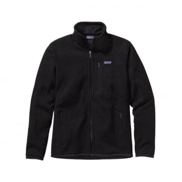 Mens Better Sweater Fleece Jacket - Black