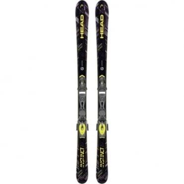 Head Skis Strong Instinct Ti + PR11 Binding 163cm (2017)
