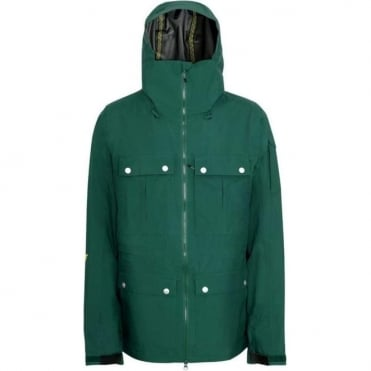 Mens Corpus Goretex® Jacket - Racing Green
