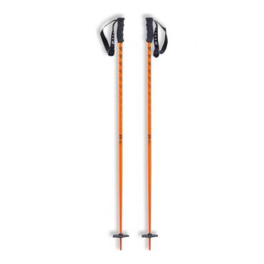 Meta All Mountain Identity Ski Pole - Orange