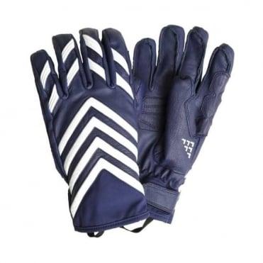 Ventus Glove - Navy Blue/White