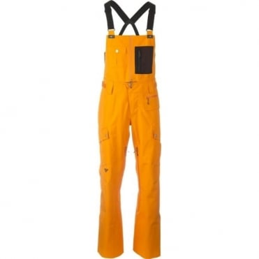 Mens Corpus GTX Pants Orange Fluo