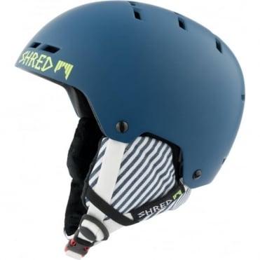 Shred Helmet Bumper No Shock Warm - Pajama Navy