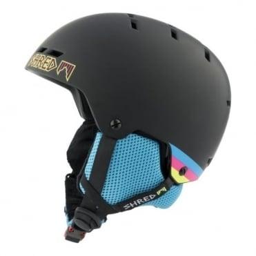 Shred Helmet Bumper Warm - Shrasta Black
