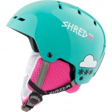 Shred Helmet Bumper Mini Warm - Air Mint