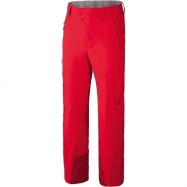 Mens Treeline 2l Pant - Red