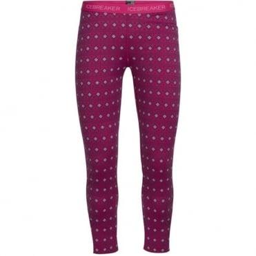 Kids Oasis Leggings Align - Pop Pink