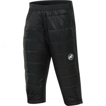 Men's Aenergy Insulated Shorts - Graphite Black