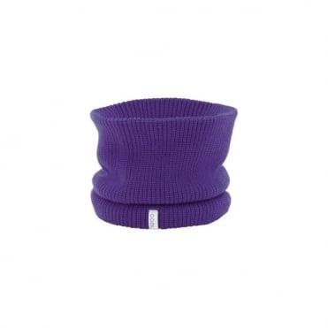 Coal Frena Neck Warmer Purple