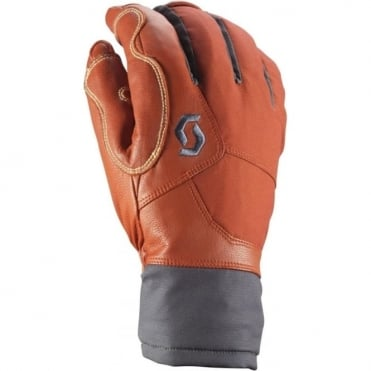 Men's Explorair Pro Gtx Gloves - Dark Grey/Burnt Orange