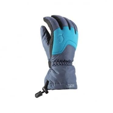 Wmns Ultimate Gtx Gloves - Eclipse Blue/Bermuda Blue