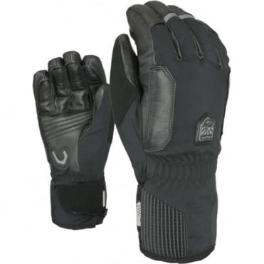 Off Piste Short Cuff Glove - Black