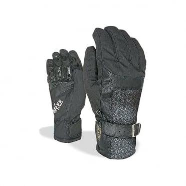 Bliss Gem Glove - Dark Black