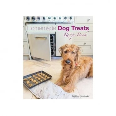 Homemade Dog Treats Recipe Book