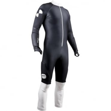 Padded Ski Racing Catsuit Race Suit GS Skin