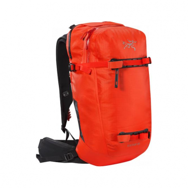 Voltair Avalanche Backpack - 20L Cayenne Red